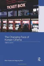 Cover artwork for book: The Changing Face of Korean Cinema: 1960 to 2015