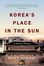 Cover artwork for book: Korea's Place in the Sun: A Modern History