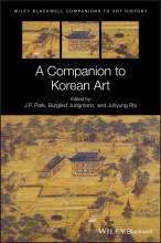 Cover artwork for book: A Companion to Korean Art