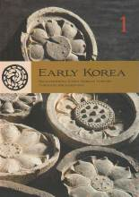 Cover artwork for book: Early Korea 1: Reconsidering Early Korean History through Archaeology
