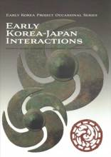 Cover artwork for book: Early Korea-Japan Interactions