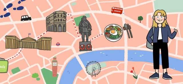 Where London Meets Korea: The Walking Tour