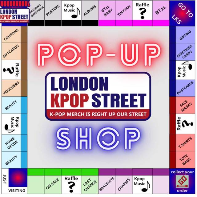 LKS pop-up shop