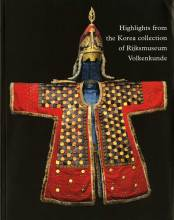 Cover artwork for book: Highlights from the Korea collection of Rijksmuseum Volkenkunde