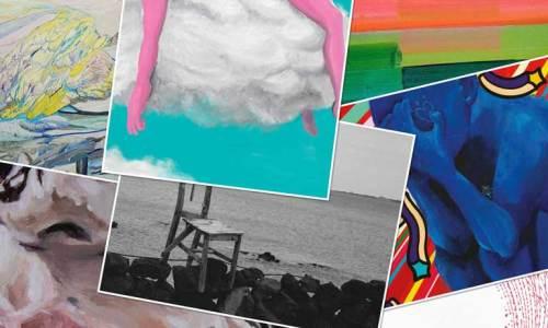 Start Art Fair 2021 banner