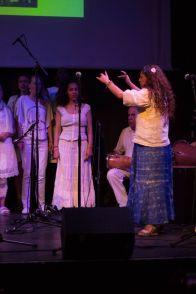 Singing for Yemaya