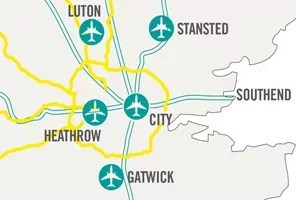 Airport Taxis Luton