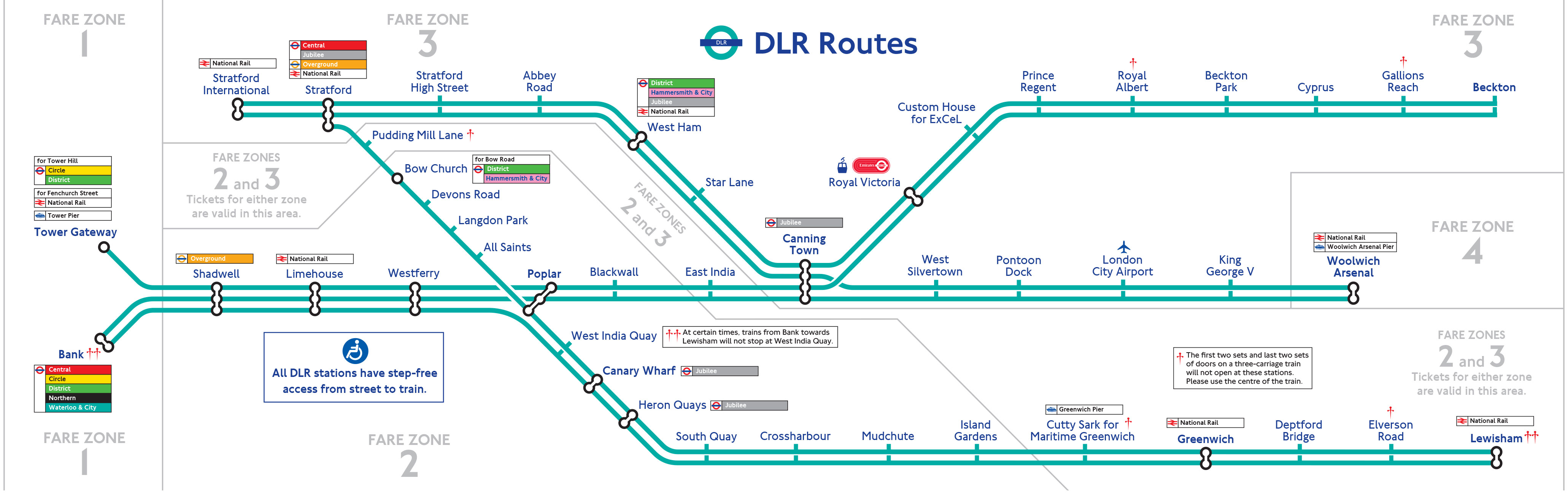 Map Of London Commuter Rail Stations Amp Lines