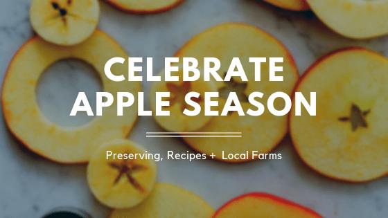 Celebrate Apple Season