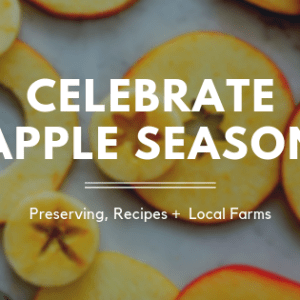 Celebrate Apple Season