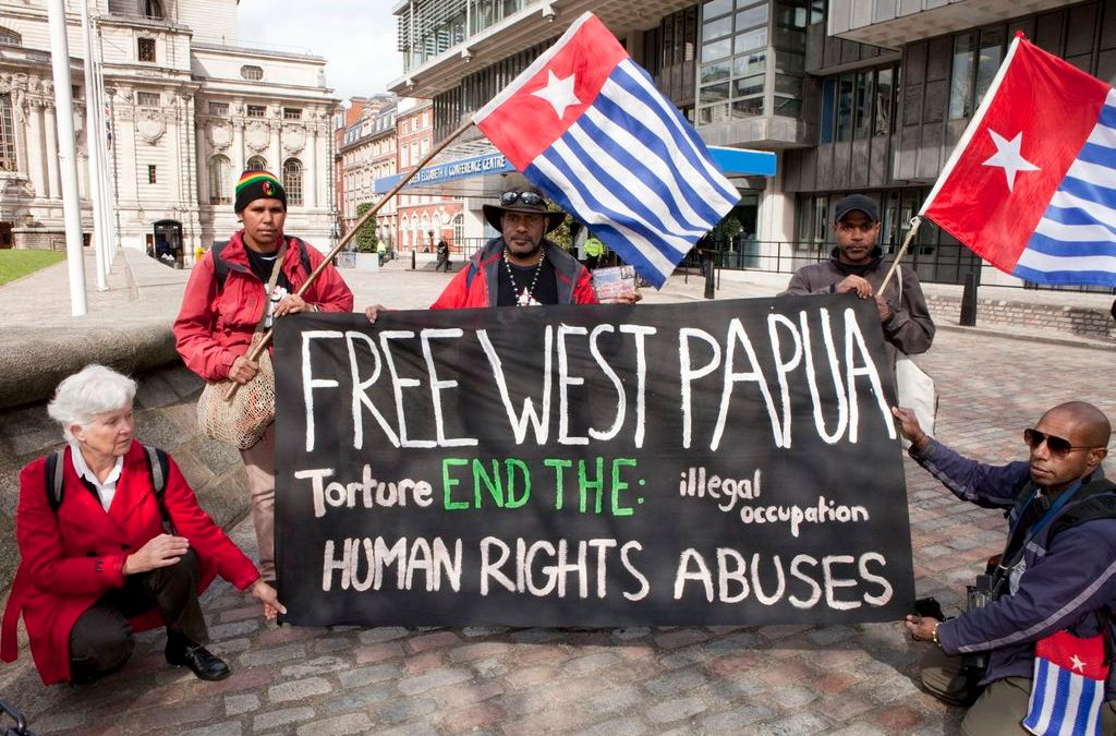 Sacrifice Zone: BP, Freeport and the West Papuan independence struggle