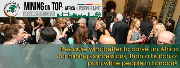 Stop the Corporate Carve-up of Africa!