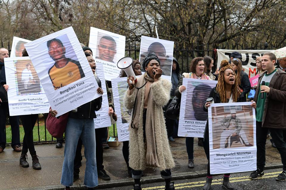 Campaigners put mining company 'on trial' at final shareholders' meeting