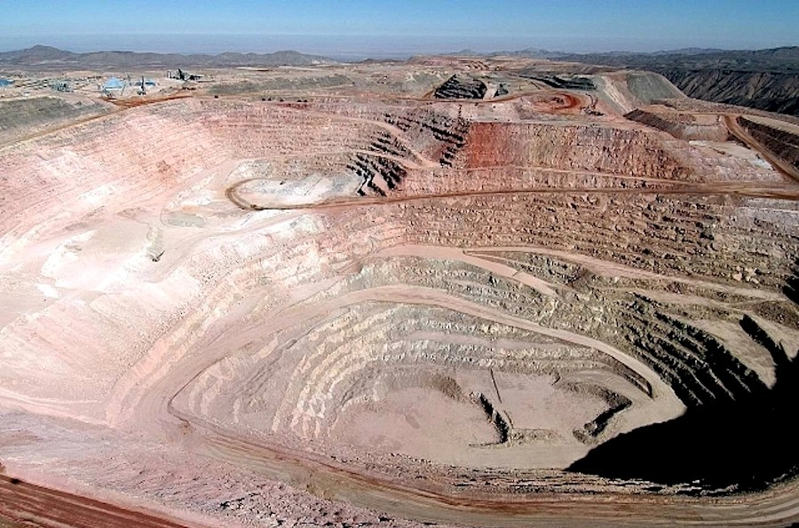 BHP in trouble again in Chile