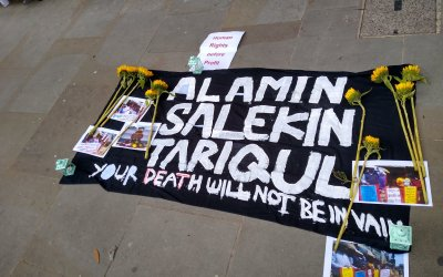 41 Climate Justice Organizations Urge Bangladesh High Commission to Take Action on Coal, Honour the Dead on 15th Phulbari Day