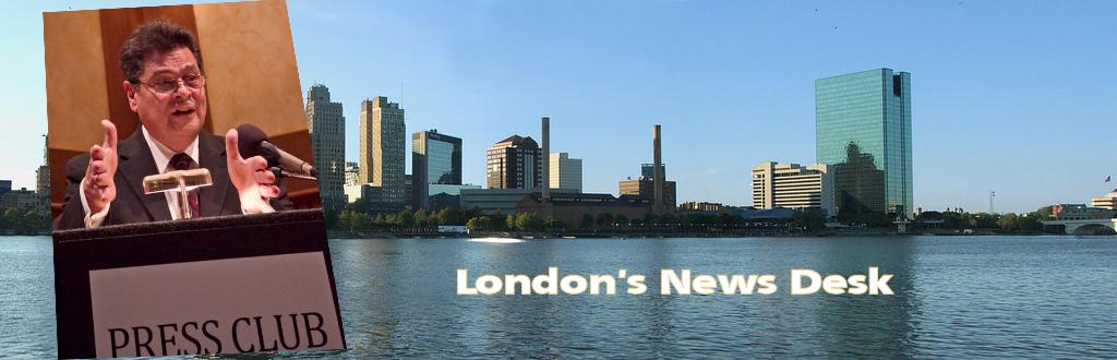 London's News Desk Logo