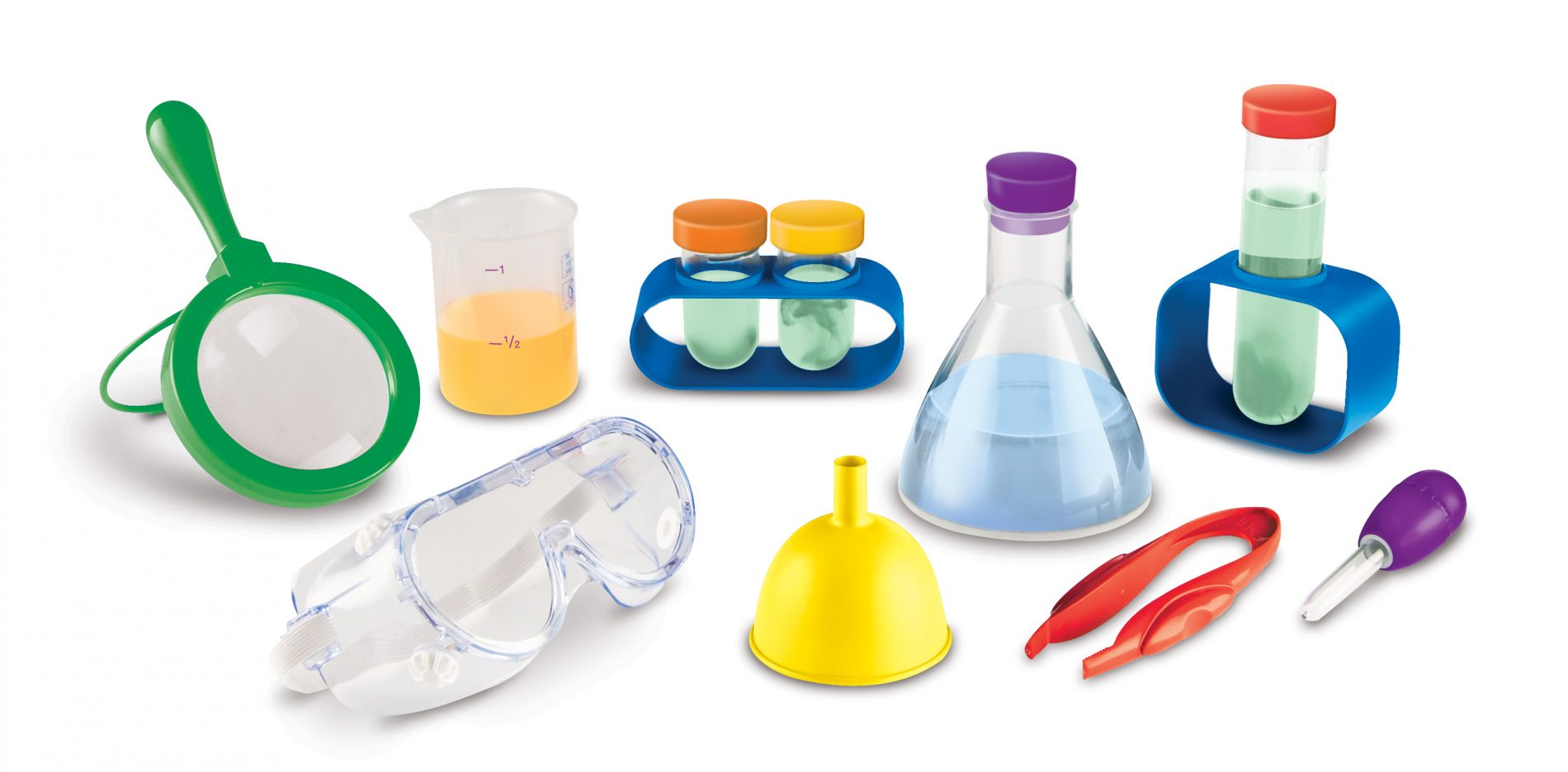 How To Use Real Science Tools For Little Scientist