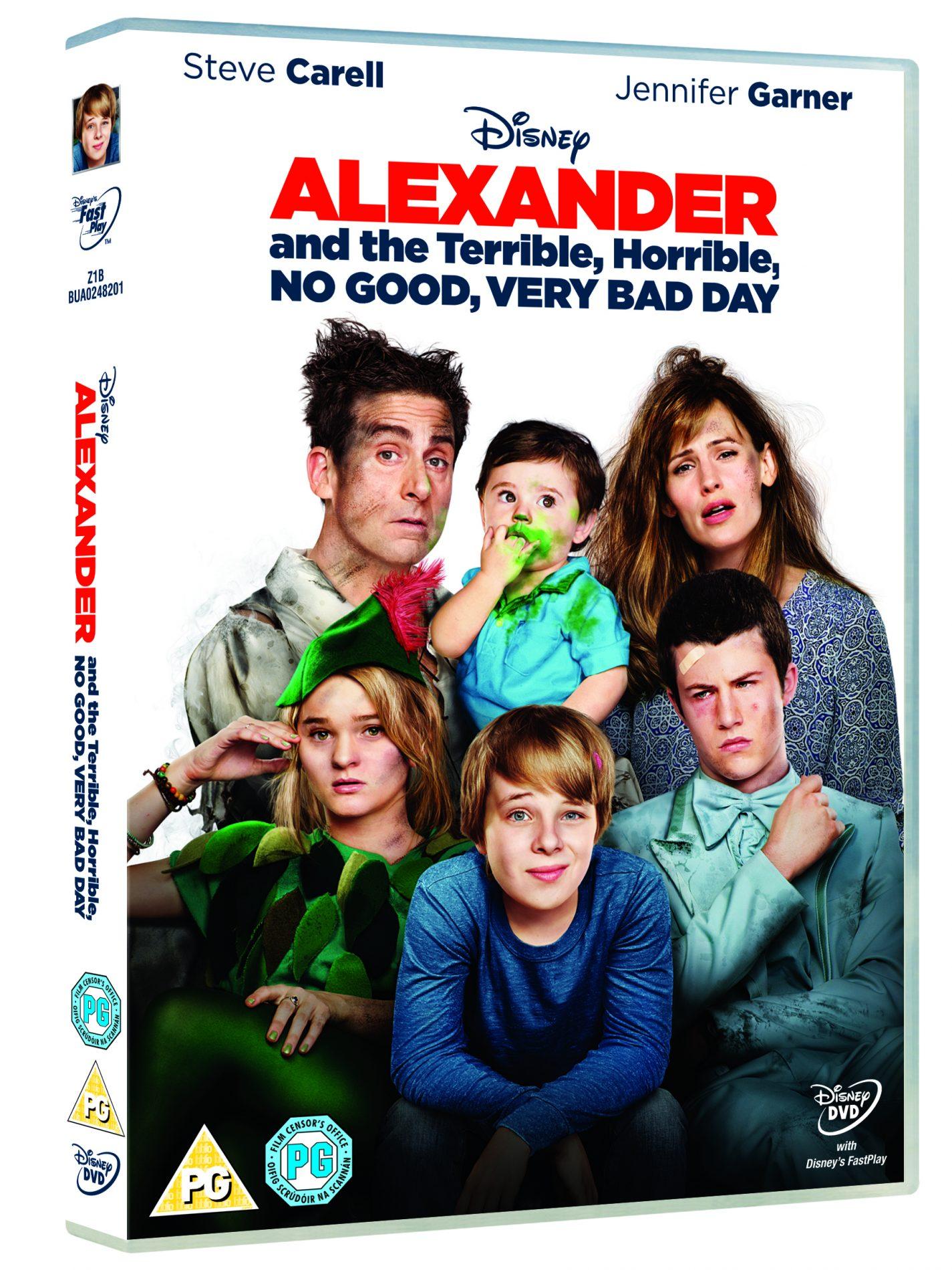 Win 1 Of 10 Copies Of Alexander Amp The Terrible Horrible