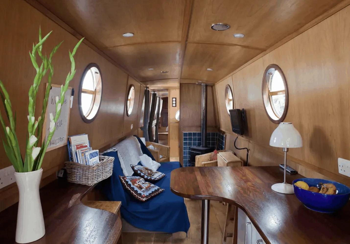 London Houseboats - Jessie Narrowboat
