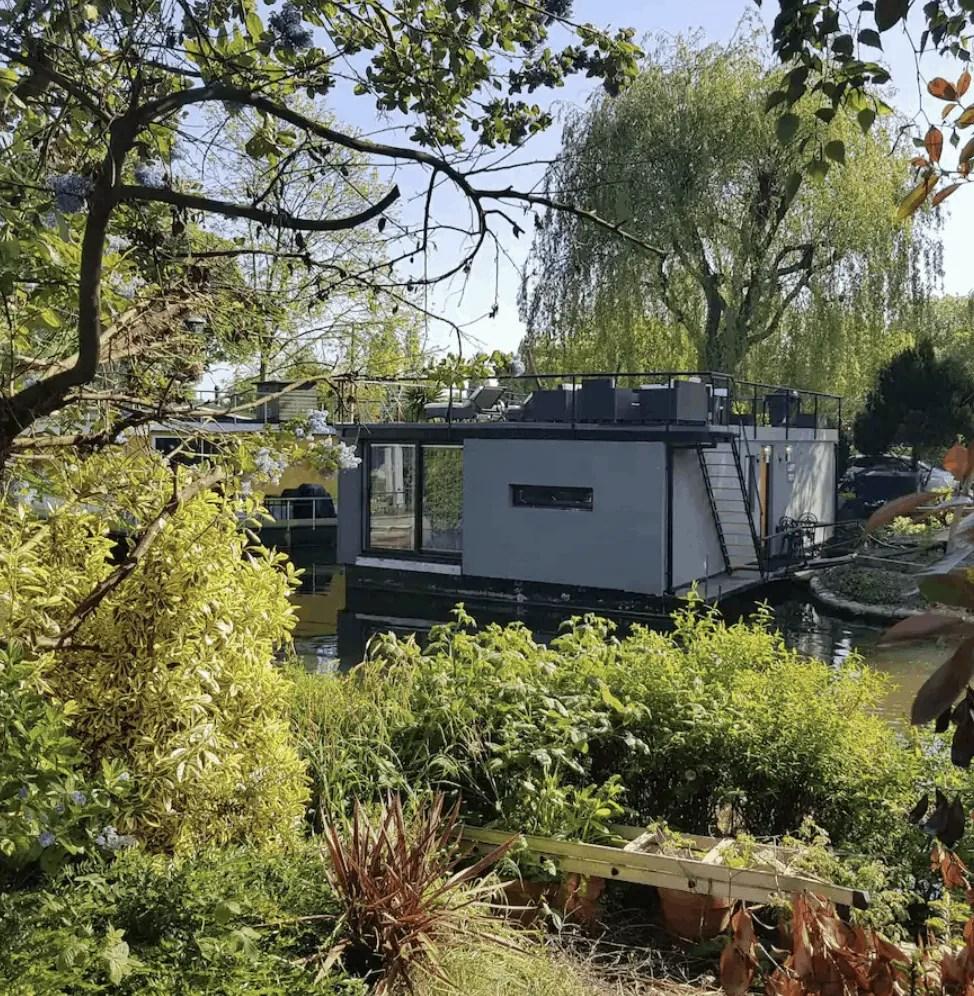 London Houseboats - Wot Not