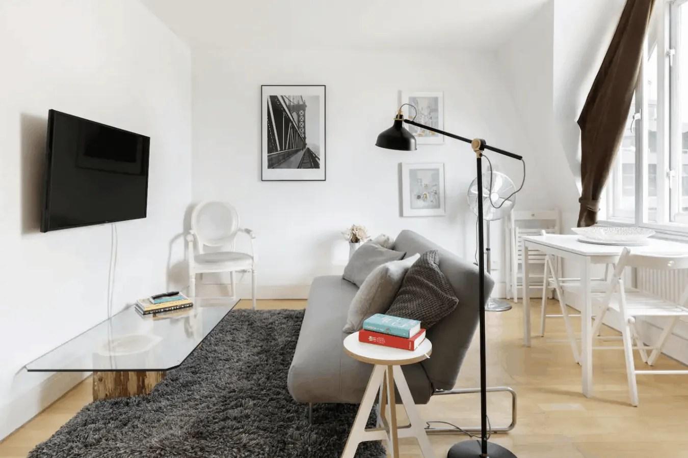 Budget London Airbnbs - Farringdon Retreat