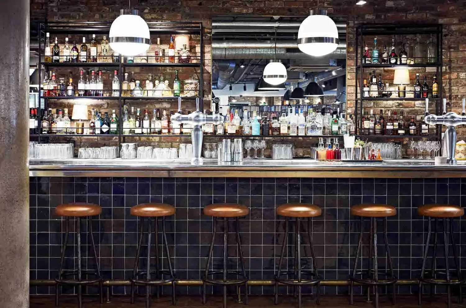 The Hoxton Shoreditch Review - Bar