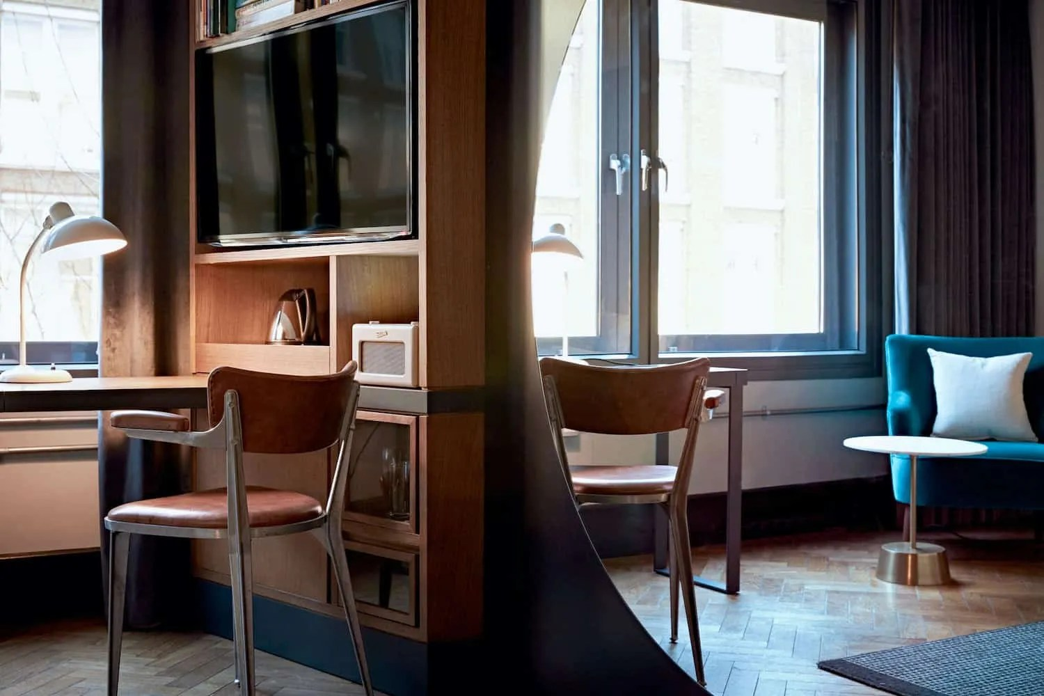 The Hoxton Shoreditch Review - Bedroom