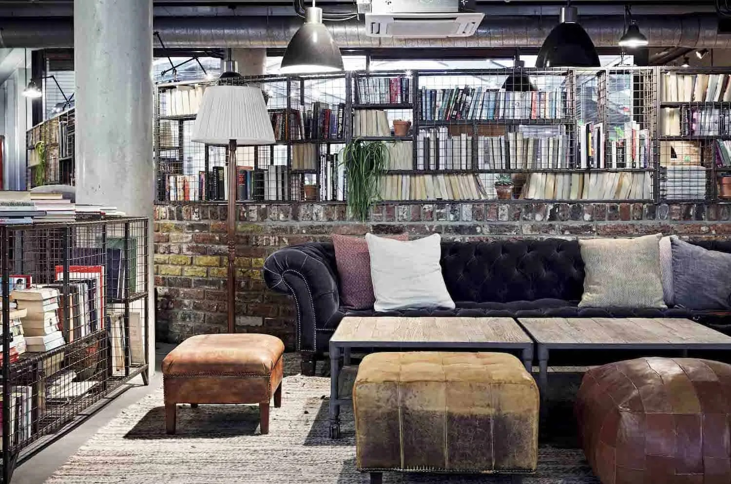 The Hoxton Shoreditch Review - Lobby