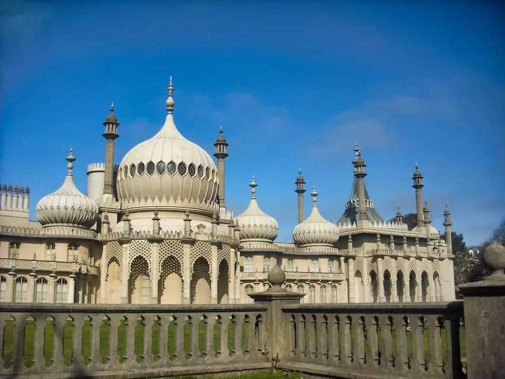 Brighton Pavilion Exterior