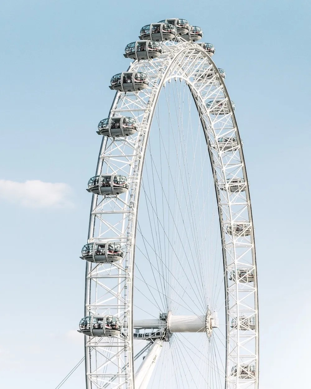 London Quotes - Eye