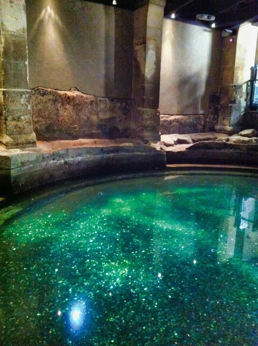 Bath Day Trip - Pool at Roman Baths