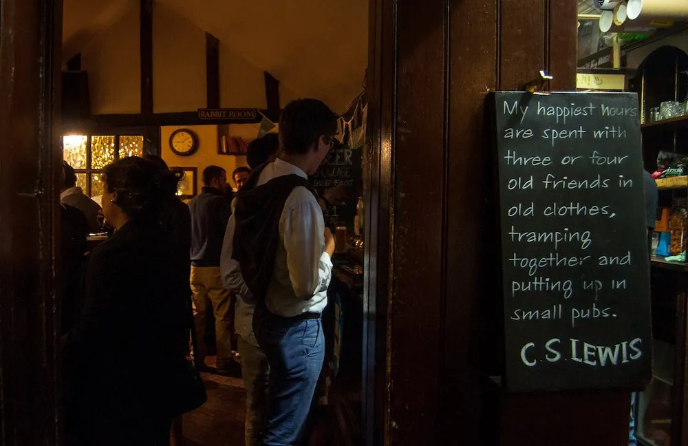 Oxford Day Trip - Eagle & Child Pub - Meraj Chhaya via Flickr