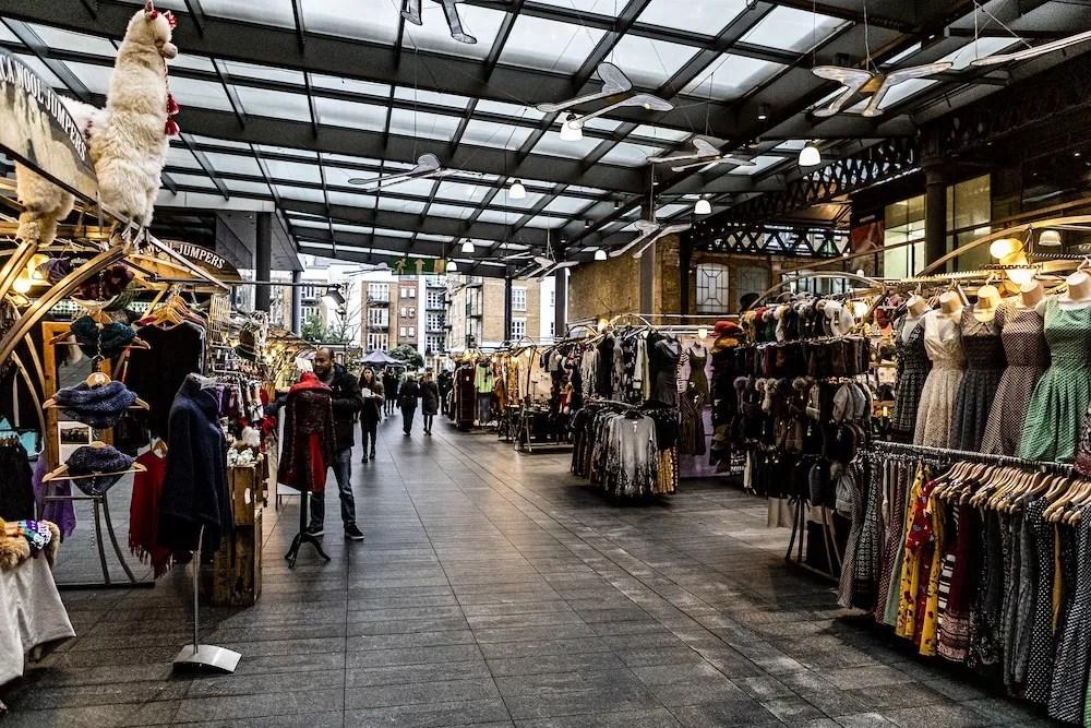 London Markets - Spitalfields
