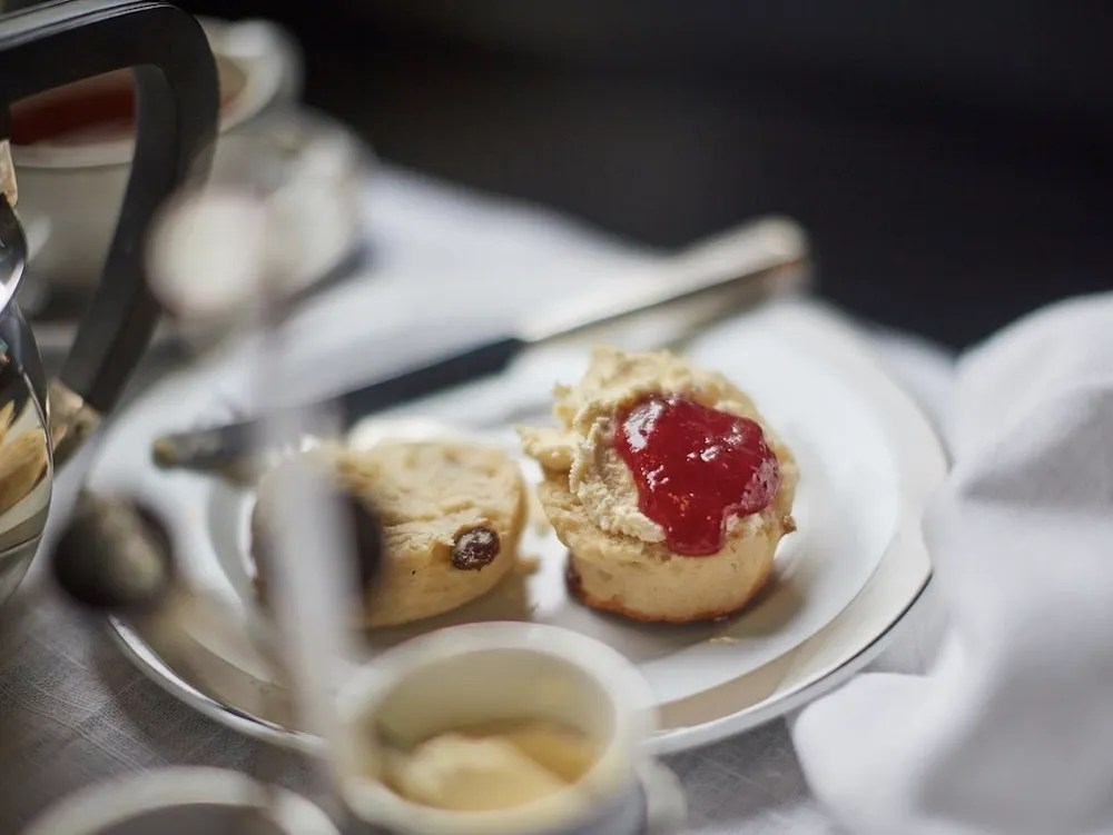 Afternoon Teas in London - The Woseley