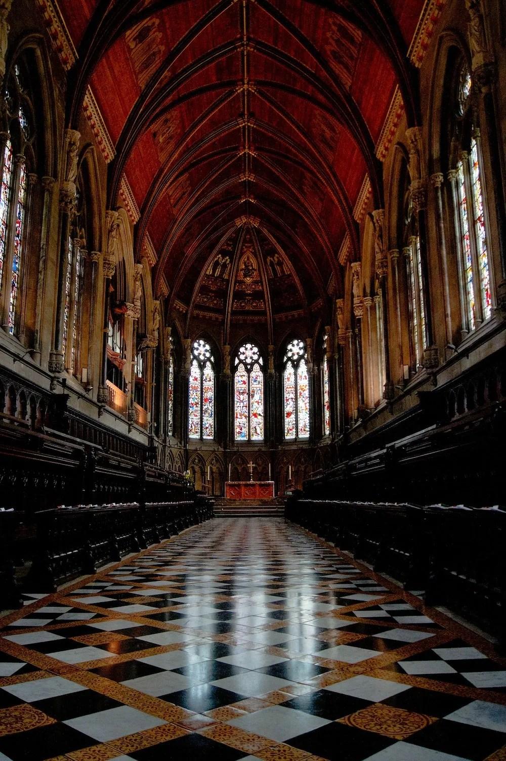 Cambridge Day Trip - King's College