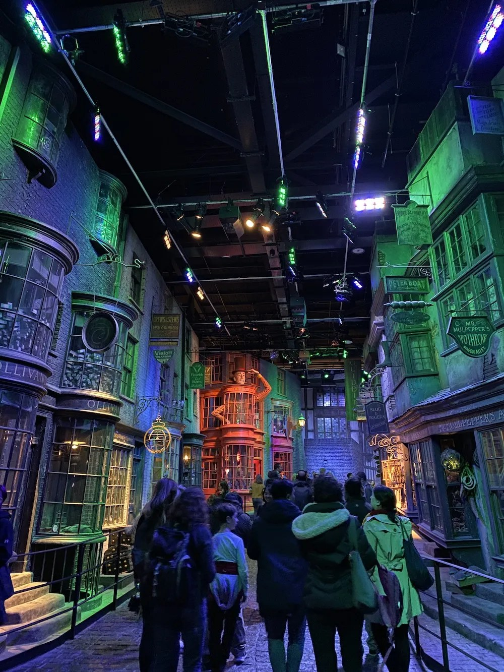 Day Trips from London - Leavesden