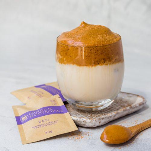 Dalgona Zen Latte
