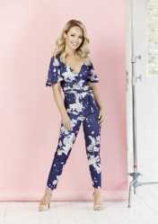 Oriental Floral Jumpsuit, -ú39.95, The Katie Piper Collection with Want That Trend.Com (Lifestyle) (2)