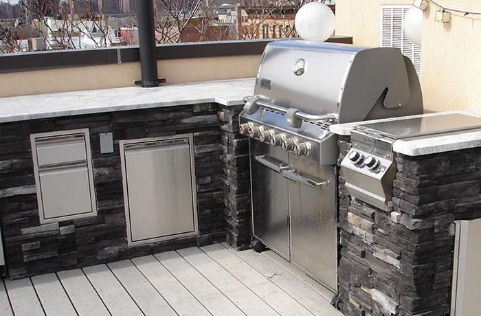 Discount Outdoor Kitchen 08