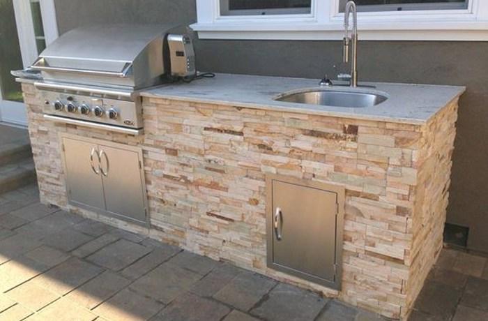 Discount Outdoor Kitchen 09