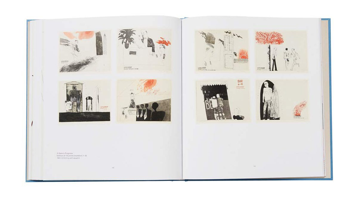 David Hockney Drawings From Life 11