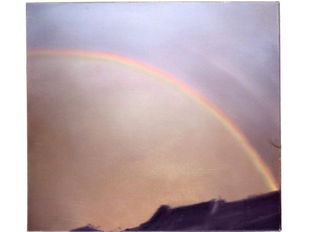 Gerhard Richter- Landscape 2