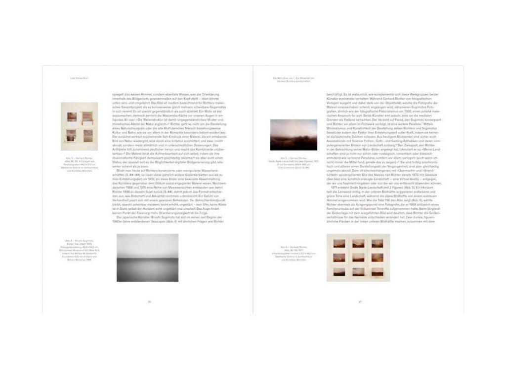 Gerhard Richter- Landscape 5