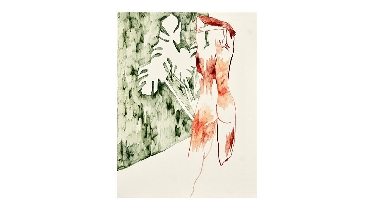 Miranda Forrester at Guts Gallery London 2020
