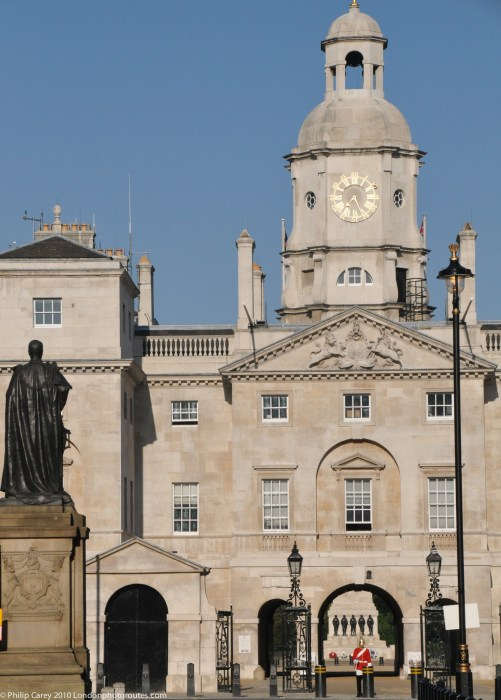 12 Images Around Horse Guards Parade Central London