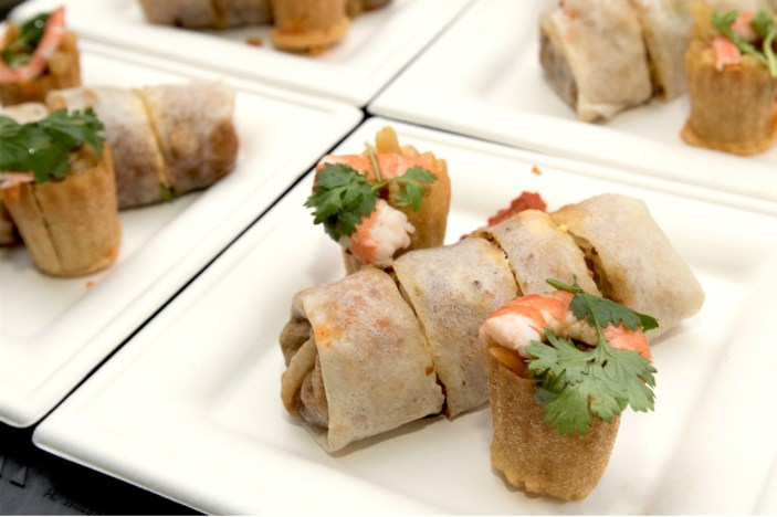 Popiah was born in China but has spread across Asia, each country adding its own flavors and ingredients. Credit: Courtesy of StrEat.