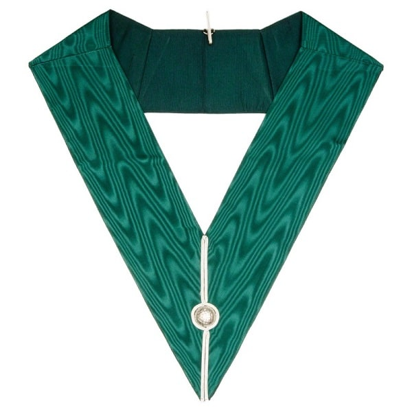 Allied degrees district collar