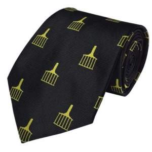 High Quality Masonic Allied Degree Tie