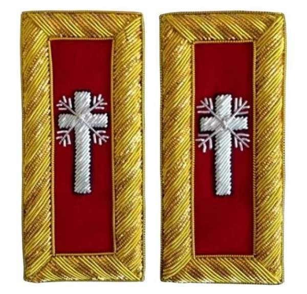 Knights-Templar-Shoulder-Boards-Past-Commander londonregalia.com