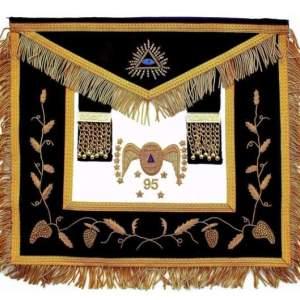 Masonic Scottish Rite 95th Degree Apron